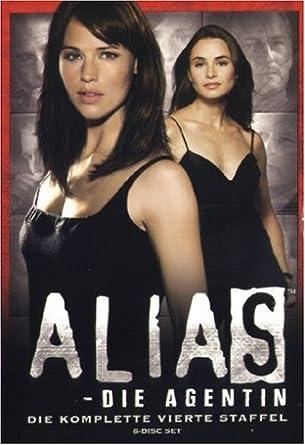 Alias - Die komplette 4. Staffel [Alemania] [DVD]: Amazon.es ...