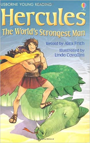 Hercules: The World's Strongest Man (Young Reading) (Young Reading (Series 2)) (Young Reading Series Two)