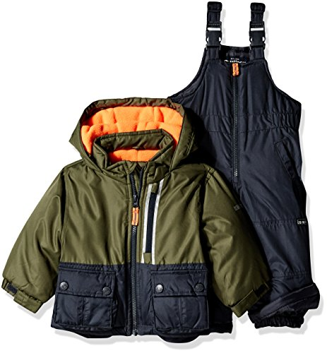4c5ad37d44ec OshKosh Boys Heavy Weight Snowsuit
