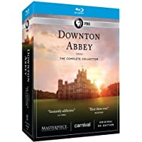 Downton Abbey: The Complete Collection on Blu-ray