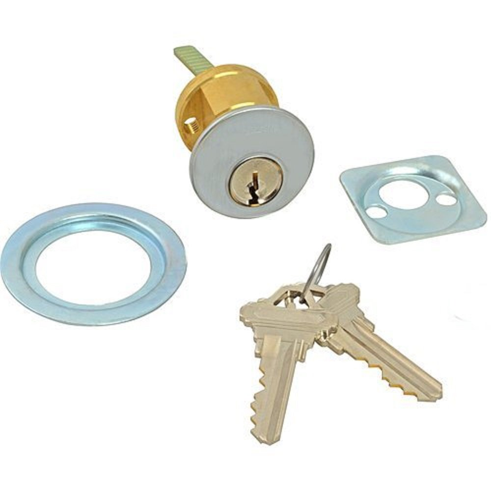 DETEX ECL230D Key Lock Rim RC65 Cylinder for ECL-230D and Other ECL Models