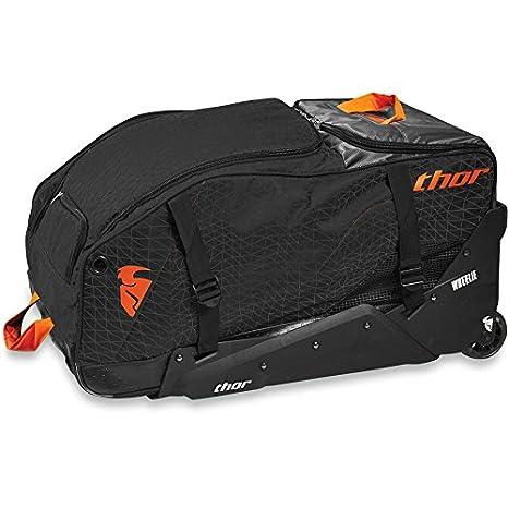 Thor Transit Luggage Backpack Rucksack Bag Travel Bag Luggage Black Orange   Amazon.co.uk  Car   Motorbike 16636ce165ee4