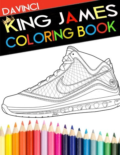 king-james-coloring-book