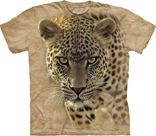 The Mountain Leopard On The Prowl T-Shirt - Large