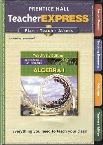 3 CD- ROM Set Prentice Hall Student Express Algebra 2  WINDOWS PC