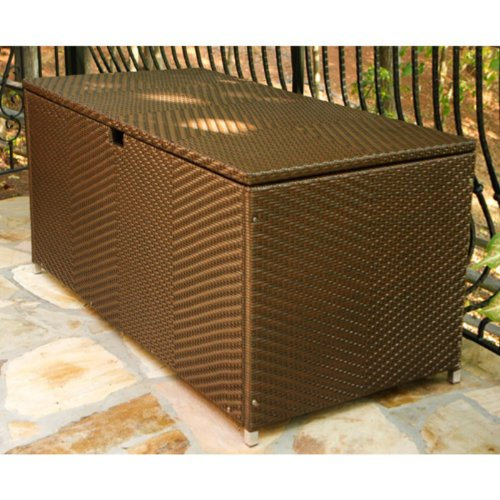 Tortuga Outdoor Garden Patio Large Storage Box Tortoise