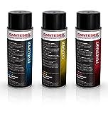 CANTESCO K803W White Dye Penetrant Kit, Water Washable