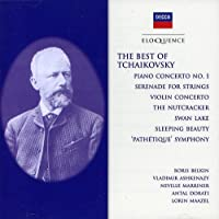 Best of Tchaikovsky allemand]