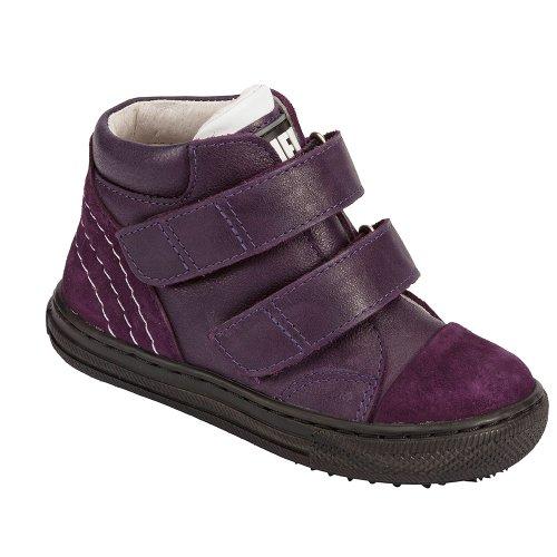 Piedro , Jungen Stiefel, Violett - violett - Größe: 22 Wide
