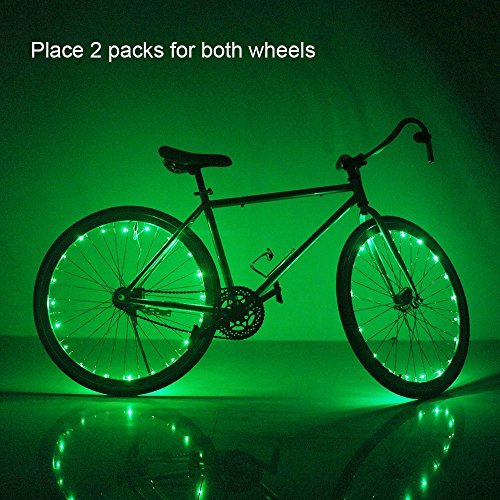 Soondar Bright 20 LED Bicycle Lights product image