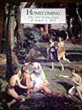 img - for Homecoming: The Art Collection of James J. Hill book / textbook / text book