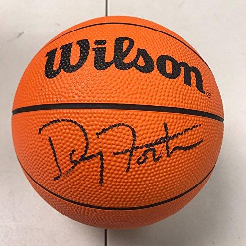 Danny Fortson Signed Autographed Spalding Mini NBA Basketball Score Board COA