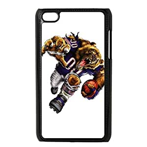 Chicago Bears iPod Touch 4 Case Black persent zhm004_8578099