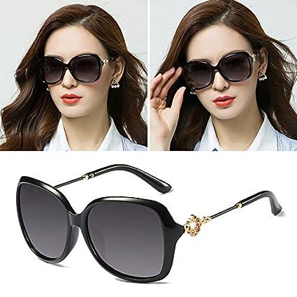 Las nuevas gafas de sol Sunyan cara redonda gafas marea ...