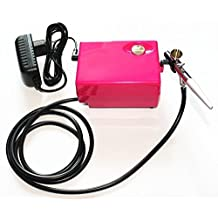 ABEST Airbrush makeup system kit Beauty Cosmetic 3 level pressure adjustable