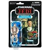 Star Wars Return of the Jedi Vintage Figure: Colonel Cracken (Millenium Flacon Crew) by Hasbro