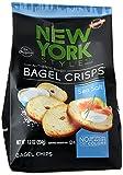 New York Style Bagel Crisps, Sea Salt, 7.2 Ounce
