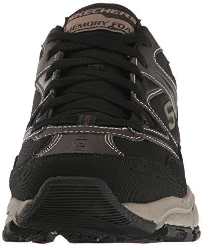 Skechers Sport Vigor Air Oxford, Marrone / Nero
