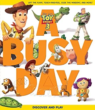 book cover of A Busy Day