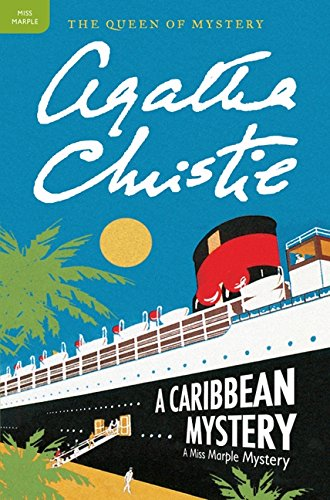Image result for a caribbean mystery book covers