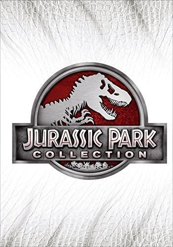 Jurassic Park Collection (Jurassic Park / The Lost World: Jurassic Park / Jurassic Park III / Jurassic World) (Jurassic Park Dvd The Lost World)