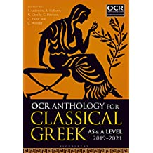 OCR Anthology for Classical Greek AS and A Level: 2019–21 (As & a Level 2019-21)