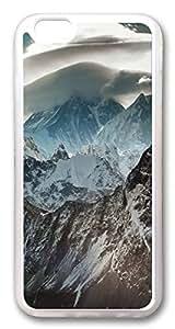 Natural 109 Custom iphone 6 plus 5.5inch Case Cover TPU Transparent
