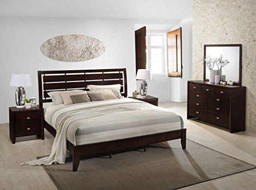 Queen Bed Dresser Mirror - 3