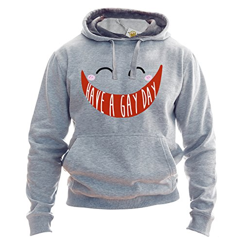 Have A Gay Day Gay Pride Hoodie LGBT Pullover Unisex