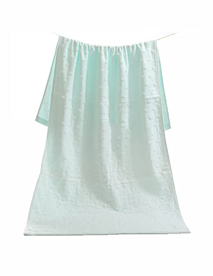 Toalla de algodón Simple Absorbente Toallas Suaves Grandes Toallas de algodón Terry de algodón Toallas 70