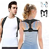 Back Posture Corrector Upright Posture,Adjustable Brace Support for Women and Men,Back Pain Relief