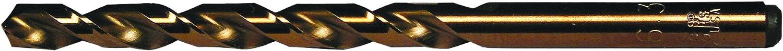 1.78mm Viking Drill and Tool 253 00 Type XGT-J 135 Degree Split Point Deep Hole M42 Cobalt Drill Bit 10 Pack