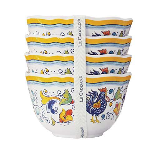 Le Cadeaux Florence Dessert Bowls (Set Of4) ()