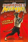 Les suricates ninja, tome 1 : Le clan du scorpion par Jones