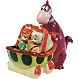 Westland Giftware The Flintstones Dino Carriage 8-Inch Candy Jar