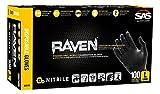 Raven PF Nitrile - 6 mil - XL - 100