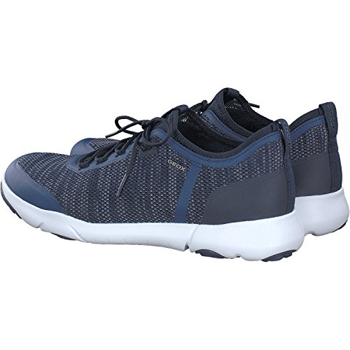 Zapato C4000 Geox Negros U826BA 0006K FdHHqwxat