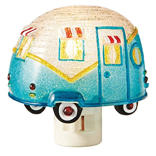 Teardrop Camper Trailer Night Light made our CampingForFoodies hand-selected list of 100+ Camping Stocking Stuffers For RV And Tent Campers!