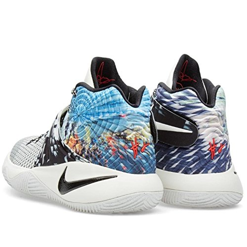 Black 2 Grey NIKE sail Multi Basketball Black s color Shoes Blue Kyrie Men qYqStagP