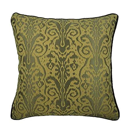 Amazon.com: The HomeCentric Decorative Pillow Covers Olive ...