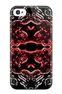 BGGTOdj18725leDGp Anti-scratch Case Cover Heimie Protective Organic Nuke Cool Abstract Cool Case For Iphone 4/4s