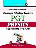 Navodaya Vidyalaya: PGT Recruitment Exam Guide (Physics)