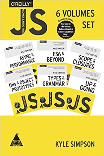 You Don't Know JavaScript - Book Set