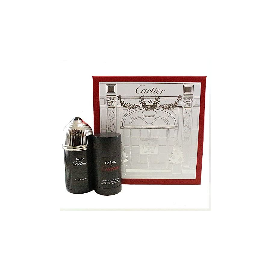Cartier Pasha De 2 Piece Gift Set For Men