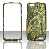 2D Camo Hay HTC One V Virgin Mobile, U. S. Cellular Case Cover Hard Phone Case Snap-on Cover Rubberized Touch Cases
