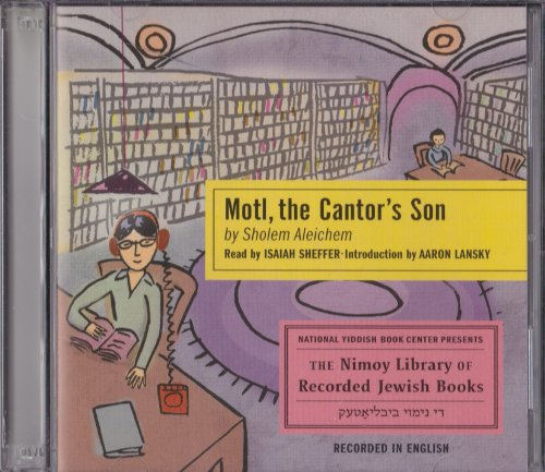 Motl, the Cantor's Son