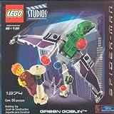 LEGO Studios: Green Goblin Set