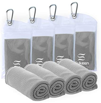 Sukeen Cooling Breathable Microfiber Activities