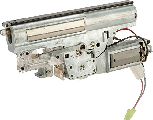 (Evike - Complete Reinforced Gearbox with Motor for P90 Series Airsoft AEG (Model: High Power Motor))