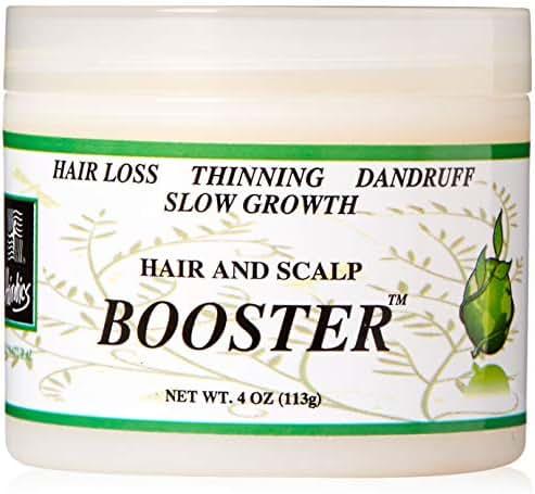 Hairobics Hair and Scalp Booster - 4 Oz